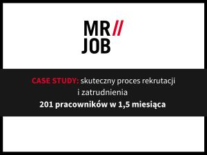 Case study w agencja pracy tymczasowej