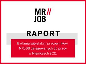 Ocena pracy w Niemczech przez pracowników MRJOB z Polski